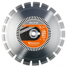 "16""/400mm Asphalt segmented diamond cutting blade - Husqvarna S85"