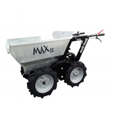 Motorised Wheelbarrow Max Truck