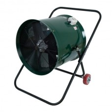 Mancooler Mobile Extraction Fan 600mm Australian Made