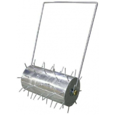 Steel Lawn Aerator Spiked Roller