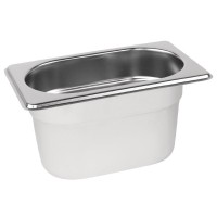 Ninth Size Gastronorm Pans Steam Pans 1/9