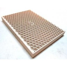 Ceramic Burner Tiles Honeycomb