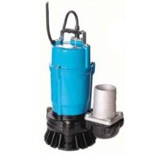 Tsurumi HS Series Portable High Capacity Dirty Water Pumps 80mm