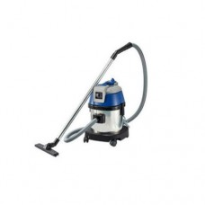 Wet & Dry Commercial Vaccum 15L Stainless Steel 1000W