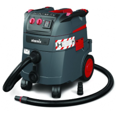 Intex Starmix 35L iPulse Industrial Dust Extractor Vacuum - H Class AISP35H