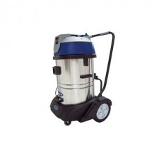 Wet & Dry Commercial Vaccum 60L Stainless Steel 2000W