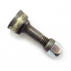Stump grinder tooth 19mm round