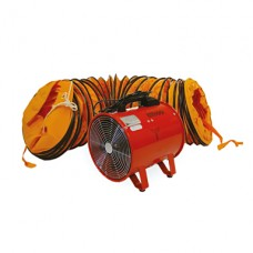Extraction Fan complete with 5m Hose
