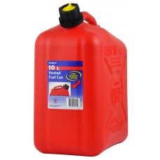 10 Litre fuel can - Red