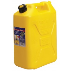 20 Litre Fuel Can - Yellow Diesel