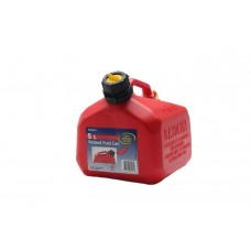 5 Litre Fuel Can - Red